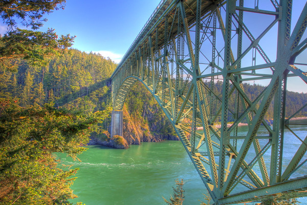 HDR at Deception Pass