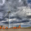 Wild Horse Wind Farm by Nick Shiflet