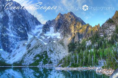 Lake Colechuck Washington