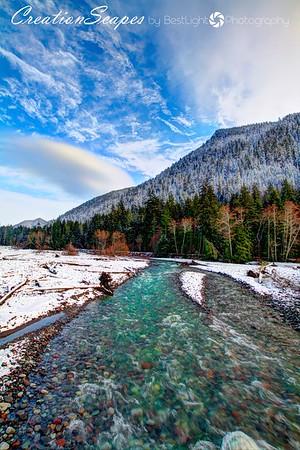 Carbon River WA