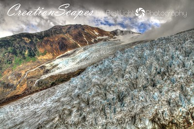 Coleman Glacier Washington