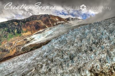 Coleman Glacier Washington