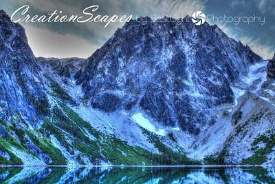 Lake Colchuck WA