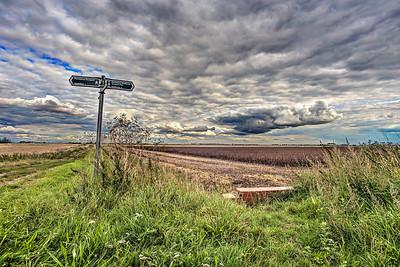 Signpost Sky
