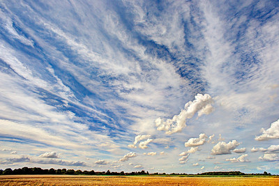 More Barn Skies : Friday 5th August : Sky 6