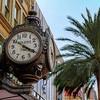 Canal Street Clock
