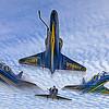 Blue Angels Electric Composite