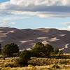 Great Sand Dunes National Park and Preserve Pano - Part 2