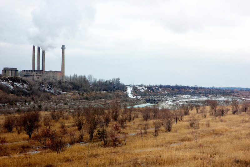 Cement factory in Rejowiec