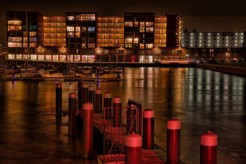 Jachthaven IJburg (Harbour IJburg)