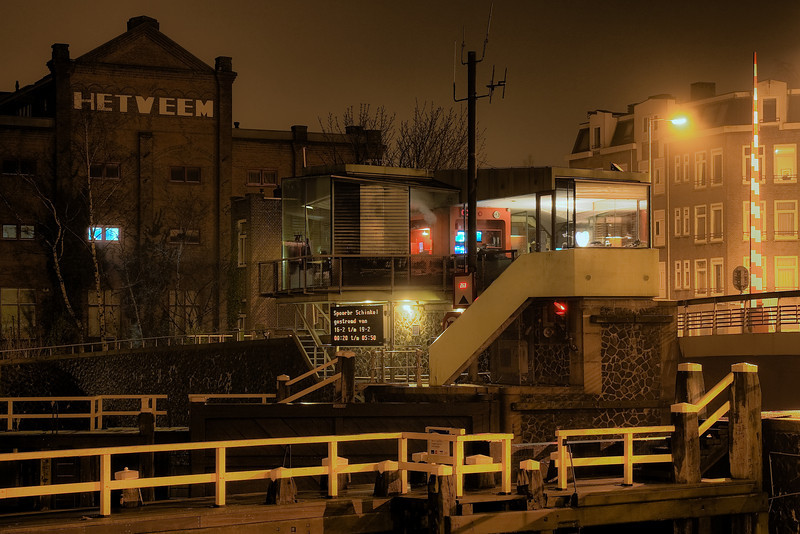 Westerkeersluisbrug / hetveem theater