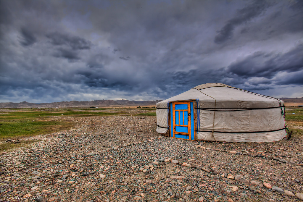 mongolia-ger