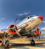 Flagship Detroit Foundation DC-3 NC17334 in American Airlines Flagship colors