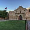 The heart of San Antonio, the Alamo.