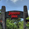 "The entrance to Jurassic Park, at Universal Studios Islands of Adventure in Orlando, Florida.<br /> <br /> If you would like to read more about this photo, please visit my blog post:<br /> <br /> <br />  <a href=""http://brianmoranhdr.blogspot.com/2011/07/welcome-to-jurassic-park.html"">http://brianmoranhdr.blogspot.com/2011/07/welcome-to-jurassic-park.html</a>"