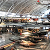 "B-29 Bomber ""Enola Gay"" at the Steven F. Udvar-Hazy Center, Smithsonian Air and Space Museum, Dulles International Airport.<br /> <br /> For more on this photo, please visit my blog post:<br /> <br /> <br />  <a href=""http://brianmoranhdr.blogspot.com/2011/01/enola-gay.html"">http://brianmoranhdr.blogspot.com/2011/01/enola-gay.html</a>"