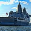 USS San Antonio, Norfolk Naval Base, Norfolk, Virginia