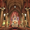 "An interior shot of St. Joseph Parish in downtown San Antonio. <br /> <br /> Note: This was taken with an ""L"" lens. My blog post comparing the photos can be seen at:<br /> <br />  <a href=""http://brianmoranhdr.blogspot.com/2010/11/st-joseph-parish-with-better-lens.html"">http://brianmoranhdr.blogspot.com/2010/11/st-joseph-parish-with-better-lens.html</a>"
