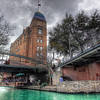 """The green colored San Antonio River (in honor of St. Patrick's Day), the Riverwalk, and the Casino Club Building located in San Antonio, Texas.<br /> <br /> For more on this photo, please visit my blog post:<br /> <br /> <br />  <a href=""""http://brianmoranhdr.blogspot.com/2011/03/happy-st-patricks-day.html"""">http://brianmoranhdr.blogspot.com/2011/03/happy-st-patricks-day.html</a>"""