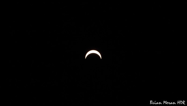Fullest Coverage of Solar Eclipse in Millersville, Maryland