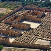 Ruins of the city of Babylon, Iraq