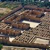 Ruins of the city of Babylon, Iraq