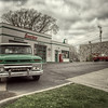 """A retro-themed Sinclair gas station in Cassopolis, Michigan.<br /> <br /> If you would like to read more about this photo, please visit my blog post:<br /> <br /> <br />  <a href=""""http://brianmoranhdr.blogspot.com/2012/05/sinclair-gas-station.html"""">http://brianmoranhdr.blogspot.com/2012/05/sinclair-gas-station.html</a>"""