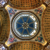 "The dome of St. Matthews Cathedral, located in Washington, DC.<br /> <br /> If you would like to read more about this photo, please visit my blog post:<br /> <br /> <br />  <a href=""http://brianmoranhdr.blogspot.com/2011/12/st-matthews-dome.html"">http://brianmoranhdr.blogspot.com/2011/12/st-matthews-dome.html</a>"