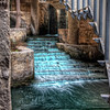"""A green colored waterfall along stairs that lead to the green colored San Antonio River (in honor of St. Patrick's Day) along the Riverwalk, located in San Antonio, Texas.<br /> <br /> For more on this photo, please visit my blog post:<br /> <br /> <br />  <a href=""""http://brianmoranhdr.blogspot.com/2011/03/happy-st-patricks-day.html"""">http://brianmoranhdr.blogspot.com/2011/03/happy-st-patricks-day.html</a>"""