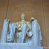 The Lincoln Memorial, located in Washington DC