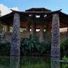 The pagoda, located at the Japanese Tea Gardens, Brackenridge Park, San Antonio, Texas