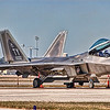 F-22 Raptor at Lackland Air Fest 2010 in San Antonio, Texas