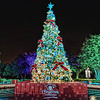 "Christmas tree as you enter Sea World San Antonio in San Antonio, Texas as part of Sea World's Christmas Celebration.<br /> <br /> For more information about this photo, please visit my blog post: <a href=""http://brianmoranhdr.blogspot.com/2010/11/sea-world-san-antonio-christmas.html"">http://brianmoranhdr.blogspot.com/2010/11/sea-world-san-antonio-christmas.html</a>"