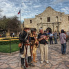 "A tourist asking Davy Crockett and James Bowie for directions in front of the Alamo during the 175th anniversary of the Battle of the Alamo in San Antonio, Texas.<br /> <br /> For more on this photo, please visit my blog post:<br /> <br /> <br />  <a href=""http://brianmoranhdr.blogspot.com/2011/03/can-you-fine-folks-tell-me-where-alamo.html"">http://brianmoranhdr.blogspot.com/2011/03/can-you-fine-folks-tell-me-where-alamo.html</a>"