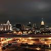 Skyline of the city of San Antonio, Texas