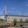 The Alamodome, San Antonio, Texas.
