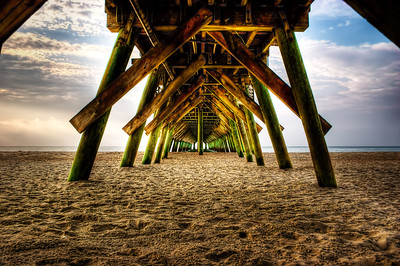 Belly of the Pier