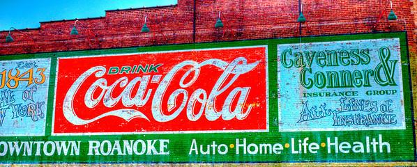 Roanoke Coke  http://sillymonkeyphoto.com