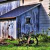 Gills Rock Barn