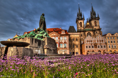 Prague_Square_HDR