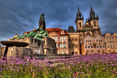 Prague_Square_HDR