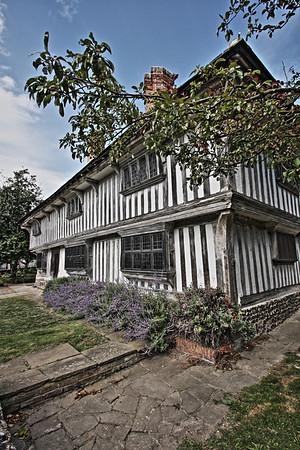Tudor House in Margate, Kent