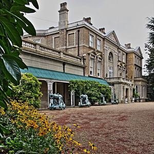 Quex House, Birchington, Kent