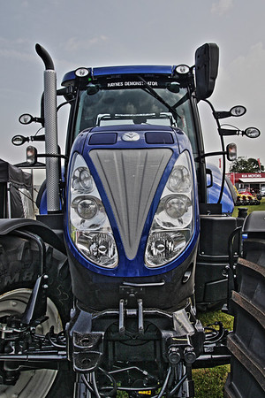 Ford Tractor at the Kent County Show