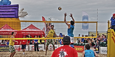 Margate Masters 2012 - Beach Volleyball Competion