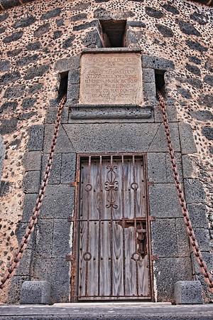 Castillo de las colotadas, Lanzarote
