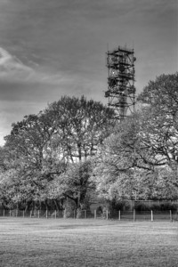 Telecom Tower at Blean Woods -  Canterbury