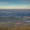 HDR photo from Stony Man Mountain overlook.