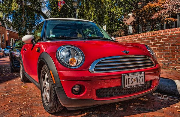 Red Mini, Anapolis, MD