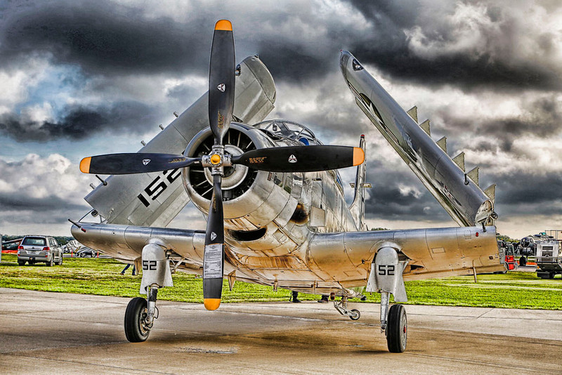 A1-E Skyraider